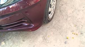 lexus rim touch up paint car bumper touch up results com paint honda amaze carnelian red