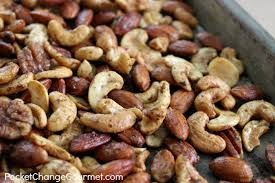savory nut mix for the nut pocket change gourmet