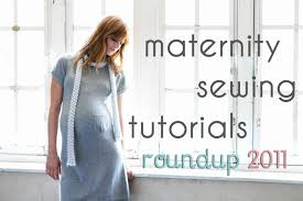 pattern maternity dress maternity sewing tutorials roundup 2011 very shannon
