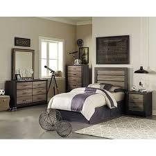 Oakland  Piece Bedroom Set PCSET Standard Furniture AFW - Oakland bedroom furniture