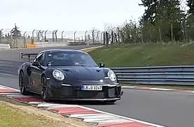 2018 porsche 911 gt2 rs serves up absolute brutal power