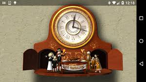 thanksgiving cartoon videos thanksgiving animated clock 3d android apps on google play