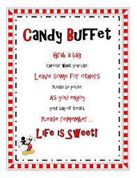 Baby Shower Candy Buffet Sign by 110 Best Cheyenne Baby Shower Images On Pinterest Mickey Mouse