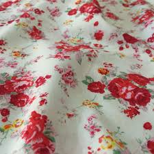 discover direct oxford floral cotton print dress fabric