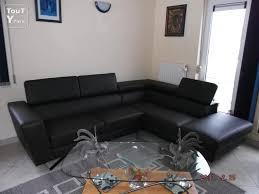 le bon coin canapé cuir le bon coin salon cuir maison design wiblia com