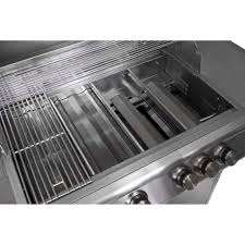 blaze 32 inch 4 burner grill with rear burner blaze grills