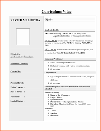 simple cv format for freshers doctor magnificent doctors resume format fresher contemporary entry