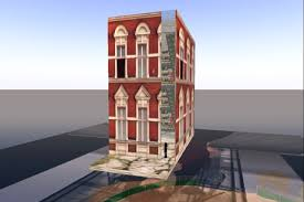 3 story building second life marketplace xchaks 3 story building 7