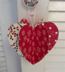 heart decorations home home interior cute pinky heart paper hanging valentines interior