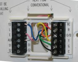 wiring a thermostat without c wire to hvac