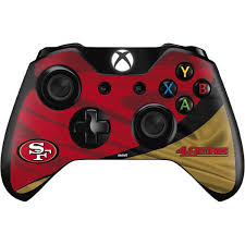xbox one design san francisco 49ers xbox one controller skin nfl