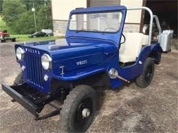 cheap jeep for sale classic willys jeep for sale on classiccars com