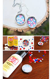 16 super fun summer activities for kids bottle cap necklace