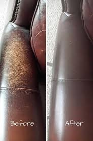 Cleaning Leather Sofa How To Make A Leather Couch Look New Again Conditioning Leather