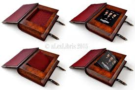 leather photo book leather book box by alexlibris999 on deviantart