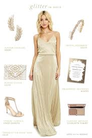 maxi dress for wedding gold maxi dress for bridesmaids or wedding guests