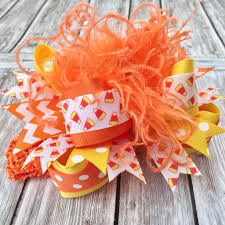 where can i buy ribbon candy buy orange and yellow candy corn hair bow yellow and orange fall