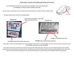 trunk lid deck hatch tailgate black b92p4 03 04 05 honda pilot ex
