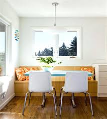 bench seating kitchen island curved table house corner