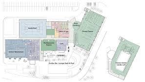 Salon And Spa Floor Plans Valley Wellness Center