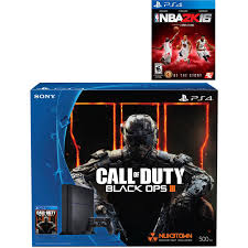 ps4 bo3 bundle black friday sony playstation 4 system 500gb with call of duty black ops 3