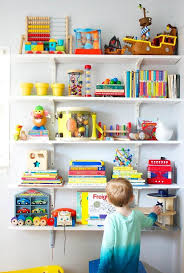 Living Room Toy Storage Best 25 Toy Shelves Ideas On Pinterest Kids Storage Playroom