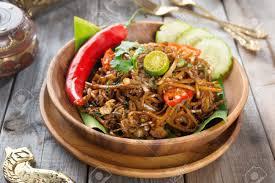 cuisine indonesienne mi goreng ou mee goreng mamak cuisine indonésienne et malaisienne