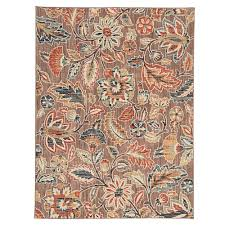 Elyse Home Design Inc Home Decorators Collection Elyse Taupe 8 Ft X 10 Ft Area Rug