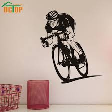 Bicycle Home Decor by Compare Prices On Vinyl Bicycle Decals Online Shopping Buy Low