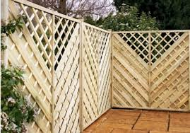 Fence Panels With Trellis Trellis Fence Panels Fence Ideas