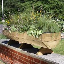 Garden Wall Troughs by Micro Manger Raised Bed Planter Garden Planters At Harrod