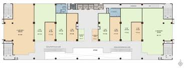Multiplex Floor Plans Prime