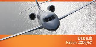 falcon 2000 ex
