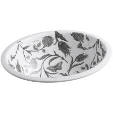 Small Rectangular Drop In Bathroom Sinks Bathroom Marvelous Design Of Kohler Bathroom Sinks For Modern