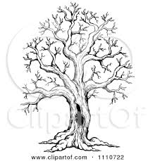trunk clipart tree drawing pencil and in color trunk clipart