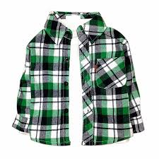 aliexpress com buy flannel plaid shirt for boys dress shirt