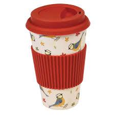 travel coffee mugs images Blue tit bamboo travel mug rex london dotcomgiftshop jpg