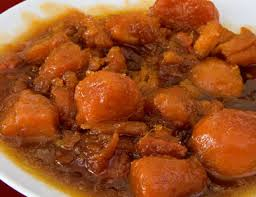 Candied Yams Thanksgiving Penchant Trends Candied Yams Recipe Pictures