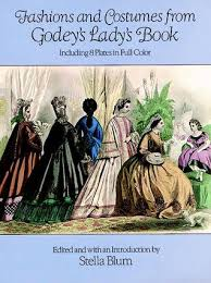 godey s s book 1860 fashions and costumes from godey s s book including 8 plates