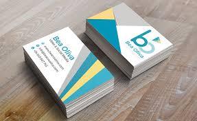 tarjeta de visita diseo diseño de tarjetas de visita bea creativa