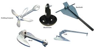 selecting and setting an anchor the cps ecp boating resource