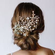 wedding hair wedding hair combs pearl embellished bridal hair combs