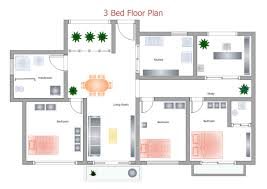 free floor plan layout 3 bed floor plan free 3 bed floor plan templates
