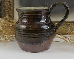 Shabby Chic Pottery by Primitive Pottery Etsy