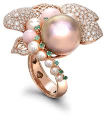 pearl rings london images Beautiful designer jewellery by sarah ho london png