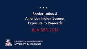 blaiser diversity and inclusion in the college of medicine