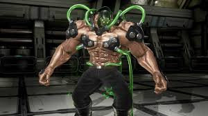 bane costume so i made a bane costume for gigas in tekken 7 imgur