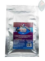 buric acid boric acid high purity powder 100g sreda pest dust