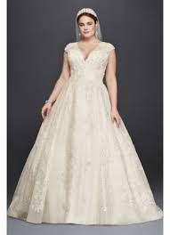 a line gown wedding dresses plus size wedding dress of the week the pretty pear plus