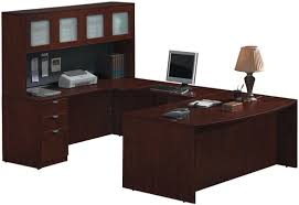 Espresso Desk With Hutch Office Furniture 1 800 460 0858 Trusted 30 Years Experience
